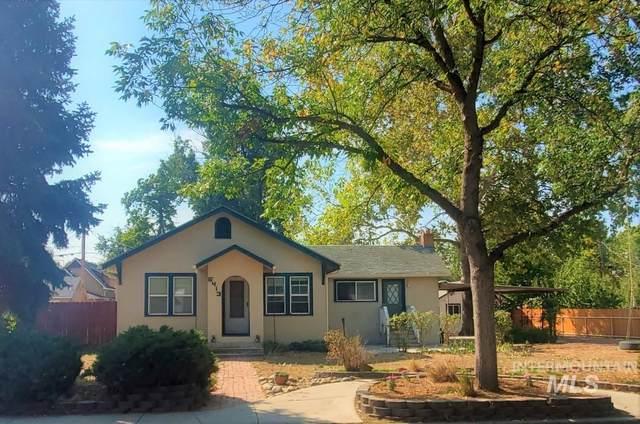 6413 W Poplar St, Boise, ID 83704 (MLS #98820099) :: The Bean Team