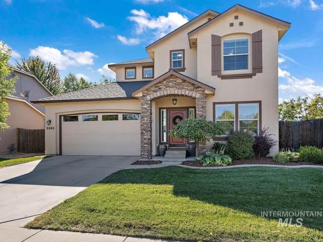 5563 N Beaham Ave., Meridian, ID 83646 (MLS #98820105) :: Juniper Realty Group