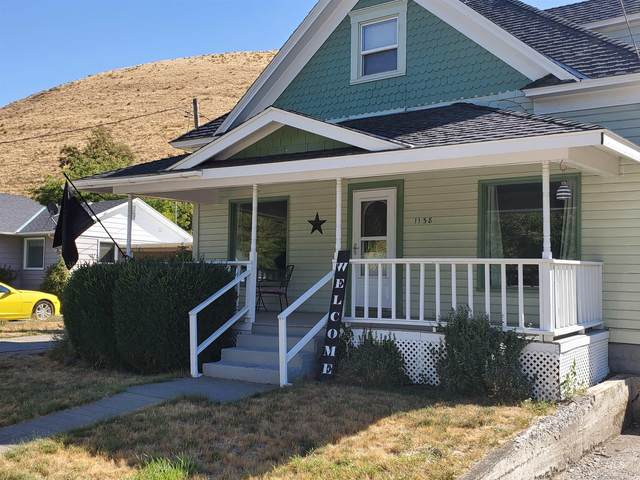 1138 Arlington St., Pomeroy, WA 99347 (MLS #98820117) :: First Service Group