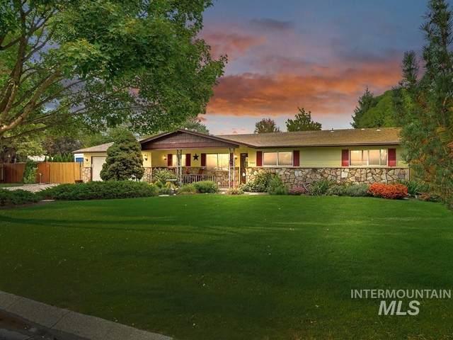 3060 S Terra Dr, Boise, ID 83709 (MLS #98820125) :: The Bean Team