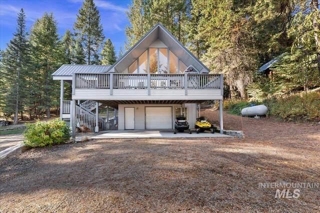 31 Lem Ct, High Valley, ID 83611 (MLS #98820143) :: Minegar Gamble Premier Real Estate Services