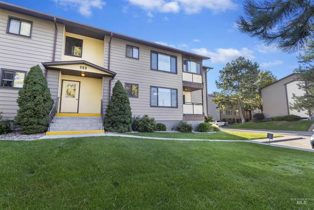 353 Elm St N #4, Twin Falls, ID 83301 (MLS #98820162) :: Hessing Group Real Estate