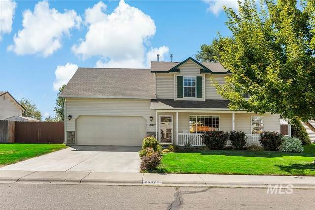 2607 South Bluegrass Drive, Nampa, ID 83686 (MLS #98820163) :: Story Real Estate