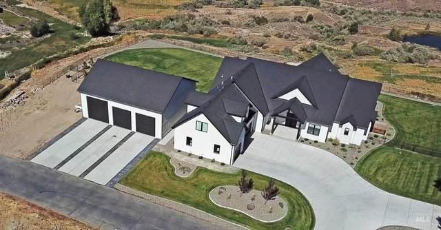 2180 E 4420 N, Filer, ID 83328 (MLS #98820167) :: Minegar Gamble Premier Real Estate Services