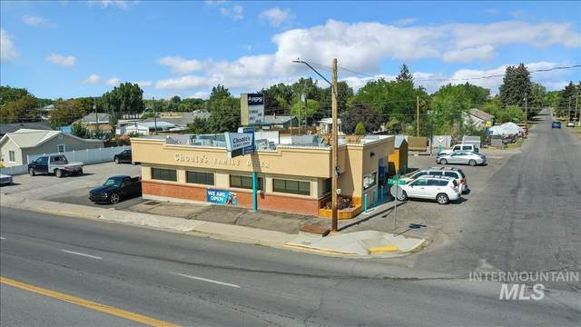 400 W Main St., Jerome, ID 83338 (MLS #98820168) :: Epic Realty
