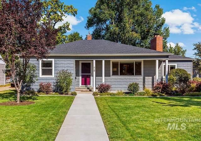 418 W Howe St, Boise, ID 83706 (MLS #98820187) :: Minegar Gamble Premier Real Estate Services
