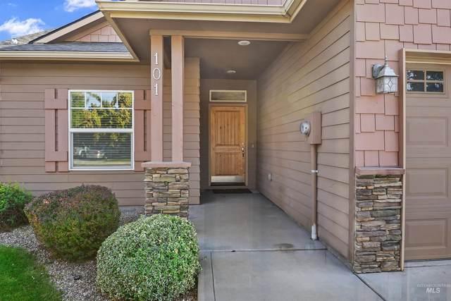 101 E Ryegate Drive, Meridian, ID 83646 (MLS #98820190) :: Boise River Realty