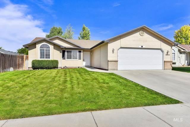 8658 W Moonlight, Boise, ID 83709 (MLS #98820200) :: Boise River Realty