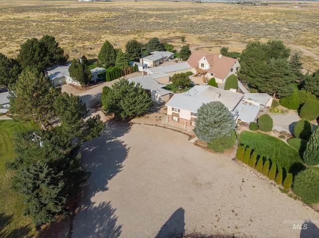 17855 Pleasant Valley Rd., Kuna, ID 83634 (MLS #98820204) :: Hessing Group Real Estate