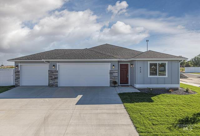 424 Stagecoach Ave., Fruitland, ID 83619 (MLS #98820209) :: Story Real Estate