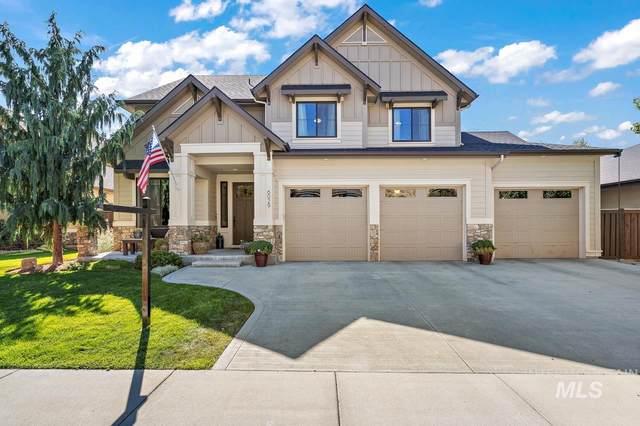 6029 E Grand Prairie, Boise, ID 83716 (MLS #98820236) :: City of Trees Real Estate
