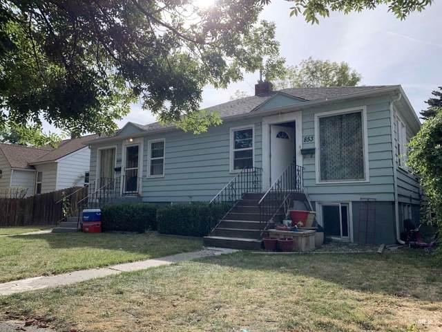 849 & 853 Ash St, Twin Falls, ID 83301 (MLS #98820242) :: Minegar Gamble Premier Real Estate Services