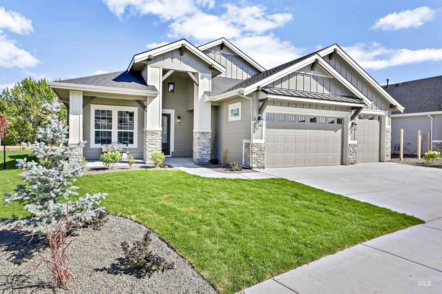 3332 W Miners Farm Dr, Boise, ID 83714 (MLS #98820252) :: Story Real Estate