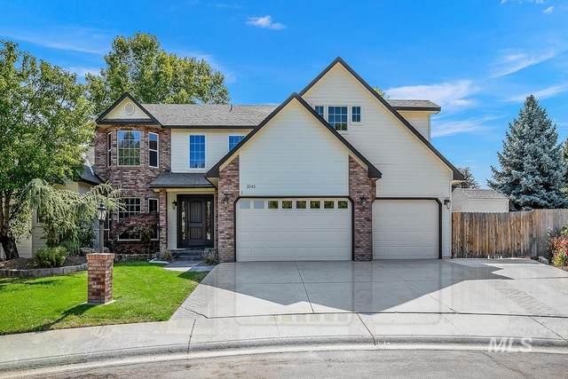 3545 W Tupelo Ct, Meridian, ID 83646 (MLS #98820270) :: Idaho Life Real Estate