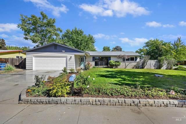 8804 W Goddard, Boise, ID 83704 (MLS #98820275) :: First Service Group