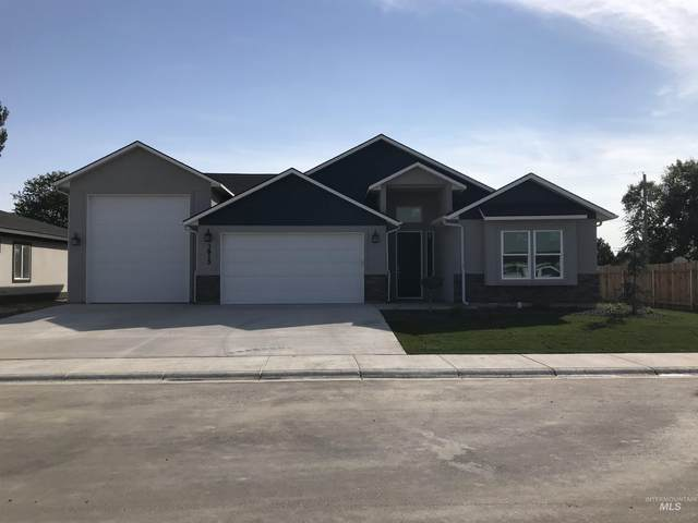3815 Bozeman Ave, Caldwell, ID 83605 (MLS #98820276) :: First Service Group