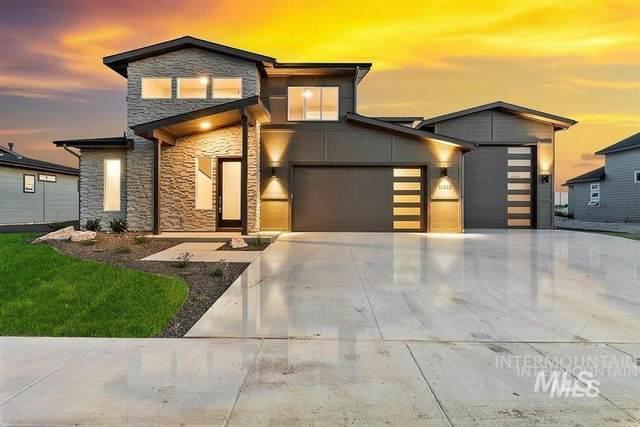 1474 W Caravan St., Kuna, ID 83634 (MLS #98820285) :: Hessing Group Real Estate