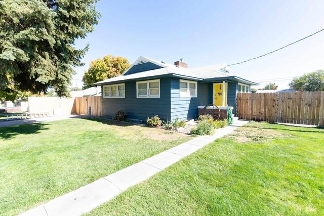314 Hillcrest, Ontario, OR 97914 (MLS #98820295) :: Minegar Gamble Premier Real Estate Services