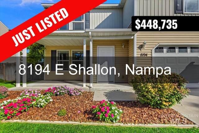 8194 E Shallon Dr., Nampa, ID 83687 (MLS #98820296) :: Juniper Realty Group
