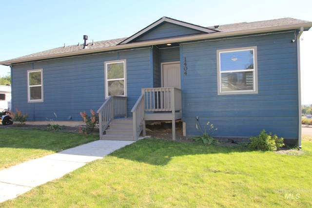 1404 Monte Vista Dr., Caldwell, ID 83605 (MLS #98820299) :: First Service Group