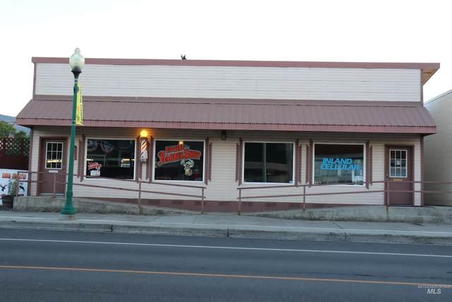 126 E Main Street, Grangeville, ID 83530 (MLS #98820306) :: Idaho Real Estate Advisors