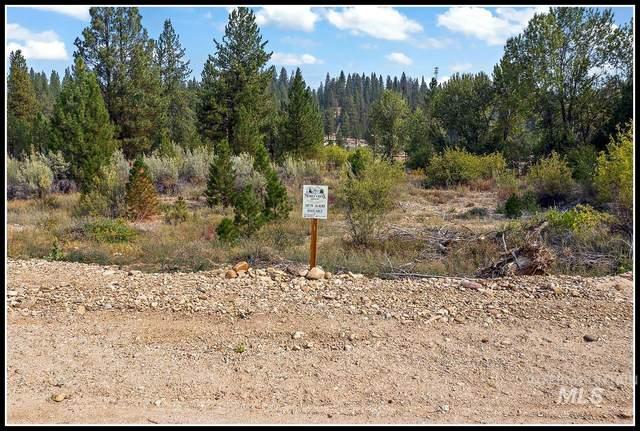 Lot 79 Lainey Lane, Idaho City, ID 83631 (MLS #98820329) :: Michael Ryan Real Estate