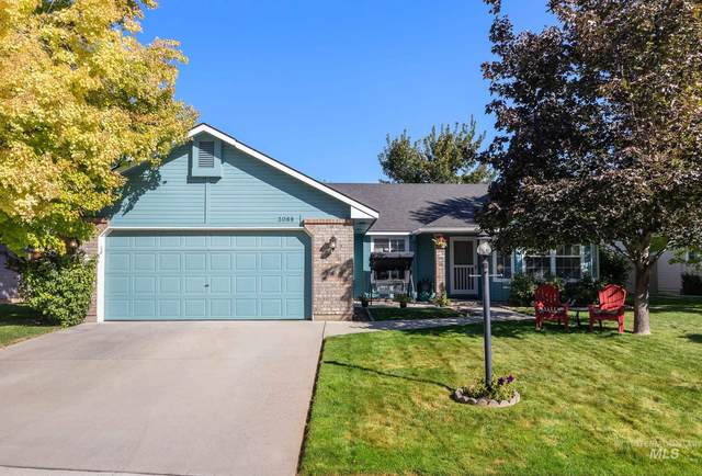 3088 N Yellow Peak Way, Meridian, ID 83646 (MLS #98820332) :: Boise River Realty