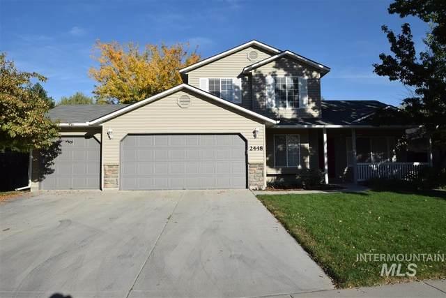 2448 S Royal Meadows Drive, Nampa, ID 83686 (MLS #98820358) :: Idaho Real Estate Advisors