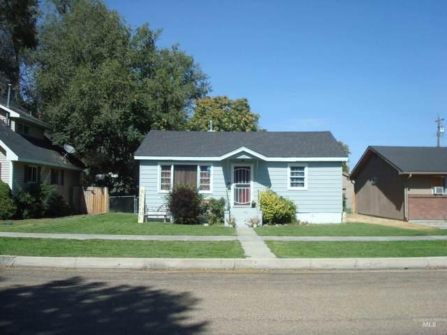 409 Everett, Caldwell, ID 83605 (MLS #98820359) :: Hessing Group Real Estate