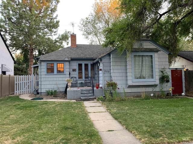 2109 W Jefferson St, Boise, ID 83702 (MLS #98820379) :: Team One Group Real Estate