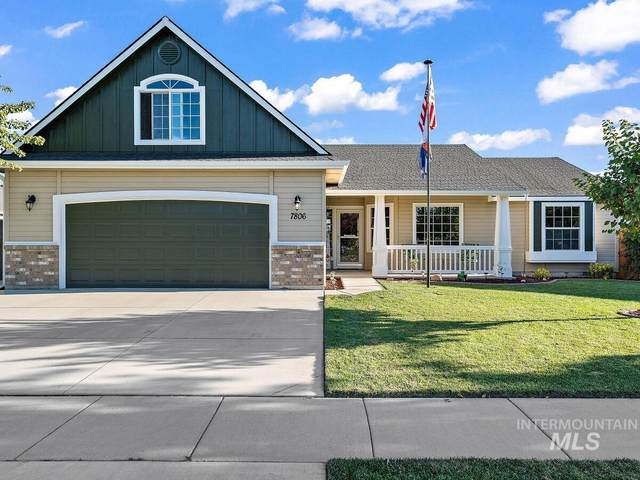 7806 E Bratton Dr, Nampa, ID 83687 (MLS #98820386) :: First Service Group