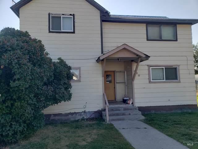 438 N Stout Avenue, Blackfoot, ID 83221 (MLS #98820403) :: Juniper Realty Group