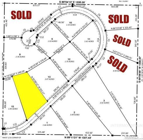 TBDLOT14 Bulldog Blvd, Rockland, ID 83271 (MLS #98820409) :: Hessing Group Real Estate