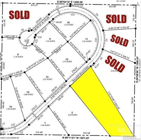TBDLOT3 Bulldog Blvd, Rockland, ID 83271 (MLS #98820422) :: Juniper Realty Group