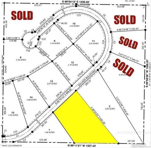 TBDLOT2 Bulldog Blvd, Rockland, ID 83271 (MLS #98820423) :: Juniper Realty Group