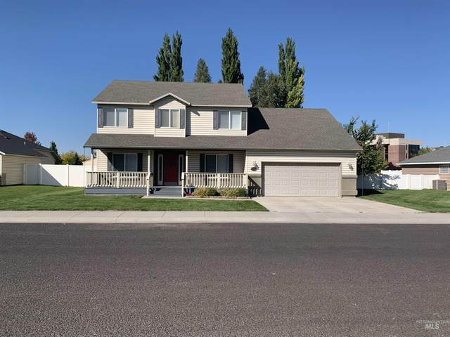 871 Grace W, Twin Falls, ID 83301 (MLS #98820431) :: First Service Group