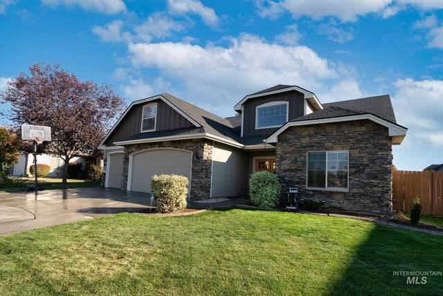 865 W Yosemite, Meridian, ID 83646 (MLS #98820447) :: Juniper Realty Group
