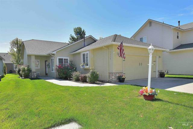 2321 N Bent Grass, Meridian, ID 83646 (MLS #98820448) :: Idaho Life Real Estate