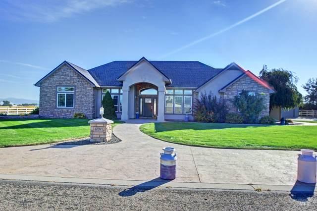 4036 S Nickel Creek Pl, Meridian, ID 83642 (MLS #98820468) :: Juniper Realty Group