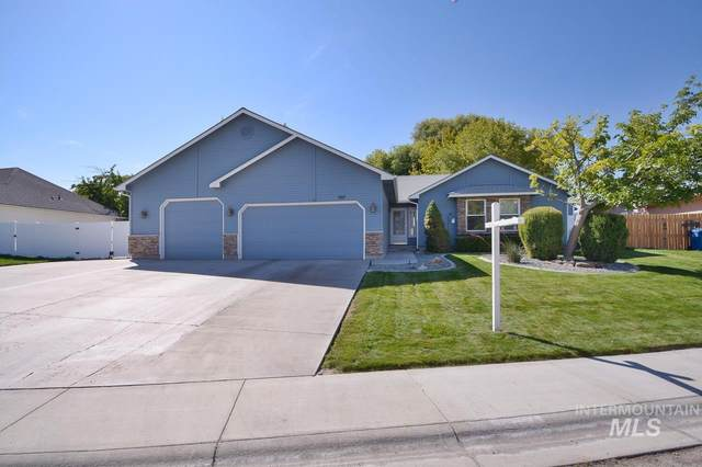 507 Meadowbrook Dr, Nampa, ID 83686 (MLS #98820487) :: First Service Group