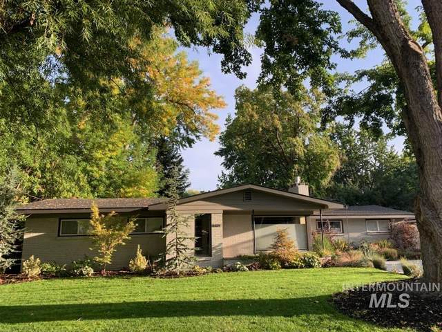 4604 W Clearview Dr., Boise, ID 83703 (MLS #98820494) :: First Service Group