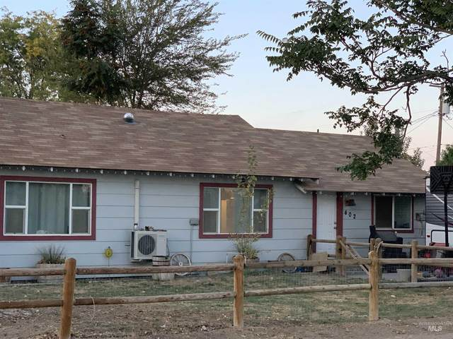 402 4th, Wilder, ID 83676 (MLS #98820500) :: Epic Realty