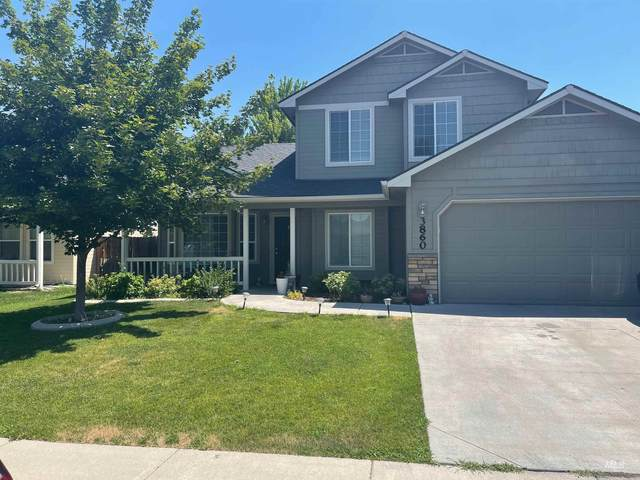 3860 N Mckinley Park Ave., Meridian, ID 83646 (MLS #98820512) :: First Service Group
