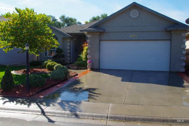 6975 Greens Dr., Nampa, ID 83687 (MLS #98820518) :: First Service Group