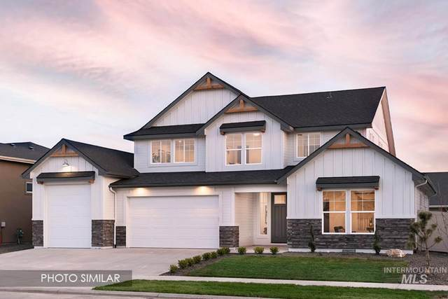 4031 W Wapoot Street, Meridian, ID 83646 (MLS #98820534) :: First Service Group