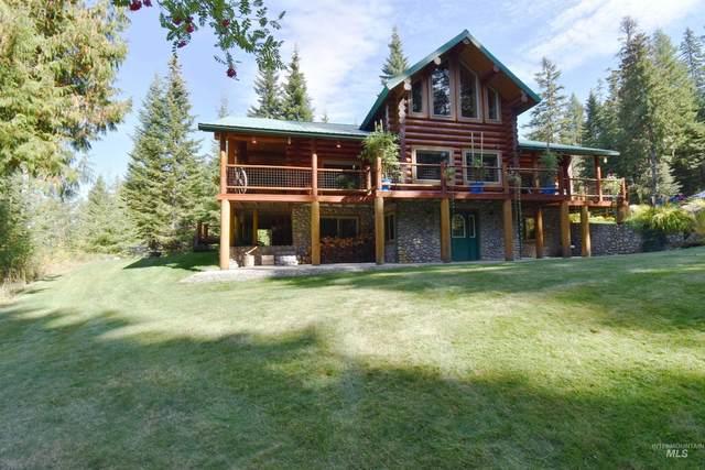 2206 Tom Ho Road, Orofino, ID 83544 (MLS #98820544) :: Michael Ryan Real Estate