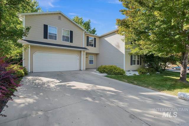 6489 S Fairwind Pl, Boise, ID 83709 (MLS #98820547) :: Navigate Real Estate