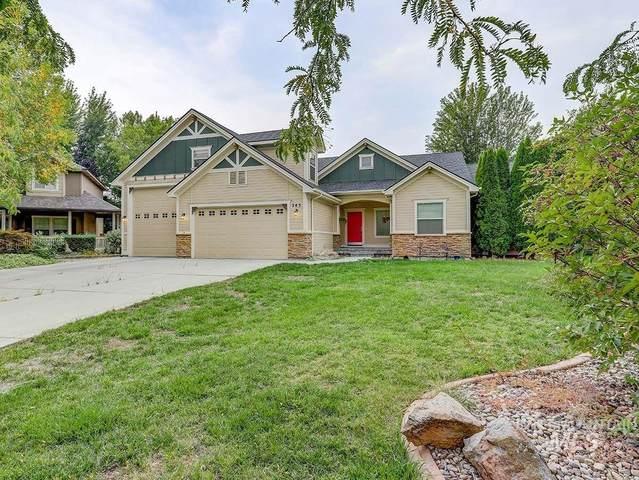 283 E Rockingham Dr, Eagle, ID 83616 (MLS #98820605) :: Bafundi Real Estate