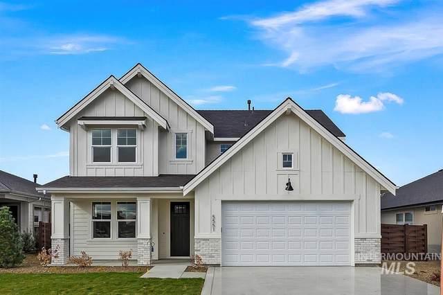 5011 W Caragana St, Meridian, ID 83646 (MLS #98820610) :: Team One Group Real Estate