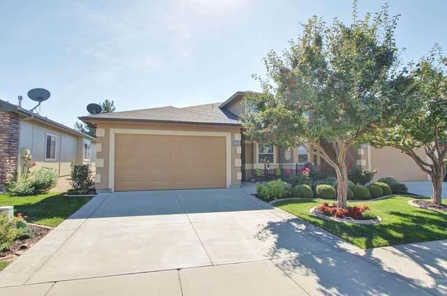 3419 E Yesternight St, Meridian, ID 83642 (MLS #98820630) :: Boise River Realty